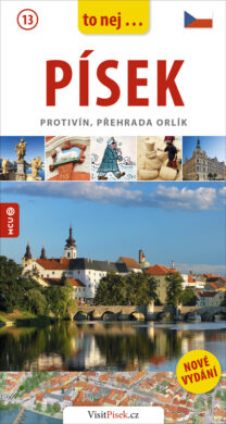 Písek / kapesní průvodce  česky(9788073392048)