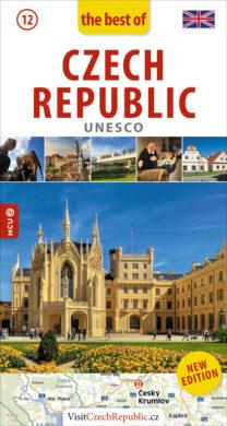 Česká republika UNESCO / kapesní průvodce  anglicky(9788073392093)
