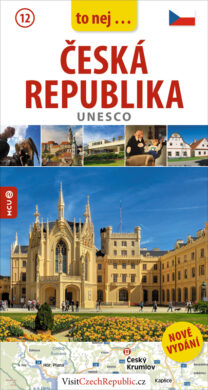 Česká republika UNESCO / kapesní průvodce  česky(9788073392109)