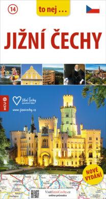 Jižní Čechy / kapesní průvodce česky(9788073392178)