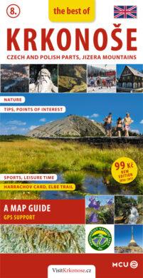 Krkonoše, Jizerské hory / kapesní průvodce  anglicky(9788073392253)