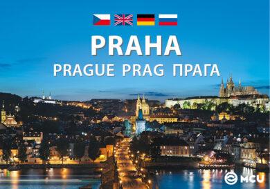 Praha / kniha L.Sváček - mini formát(9788073392284)