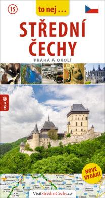 Střední Čechy / kapesní průvodce česky(9788073392314)