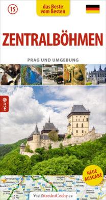 Střední Čechy / kapesní průvodce německy(9788073392338)