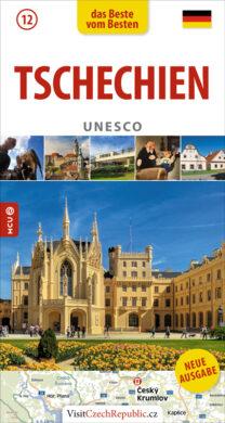 Česká republika UNESCO / kapesní průvodce  německy(9788073392376)