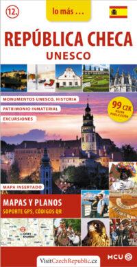 Česká republika UNESCO / kapesní průvodce  španělsky(9788073392383)