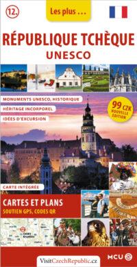 Česká republika UNESCO / kapesní průvodce  francouzsky(9788073392390)