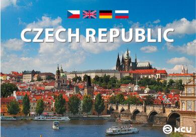 Česká republika / kniha L.Sváček - mini formát(9788073392413)