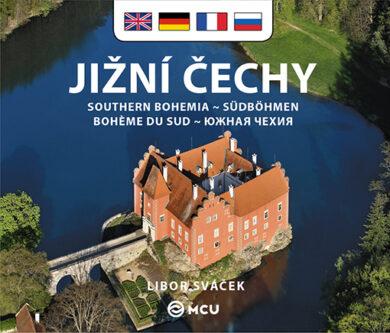 Jižní Čechy / kniha L.Sváček - malý  anglicky, německy, francouzsky, rusky(9788073392475)