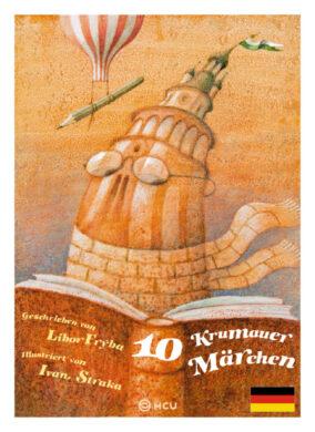 10 krumlovských pohádek německy(9788073392529)