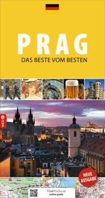 Praha / The Best Of  německy(9788073392543)