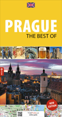 Praha / The Best Of  anglicky(9788073392550)
