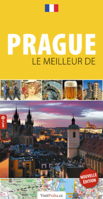 Praha / The Best Of  francouzsky  (9788073392574)