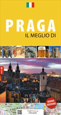 Praha / The Best Of  italsky(9788073392581)