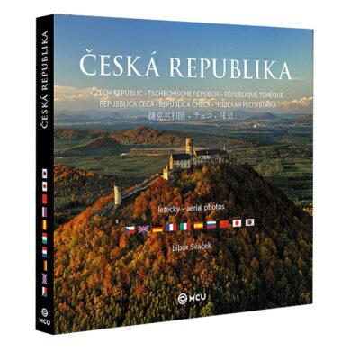 Česká republika letecky / kniha L. Sváček(9788073392673)
