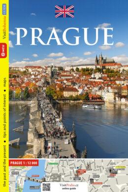 Praha / průvodce  anglicky(9788073392680)