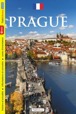 Praha / průvodce  francouzsky(9788073392697)