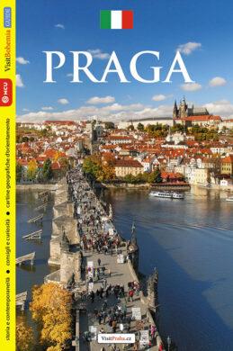 Praha / průvodce  italsky(9788073392703)