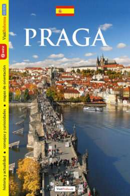 Praha / průvodce  španělsky(9788073392734)