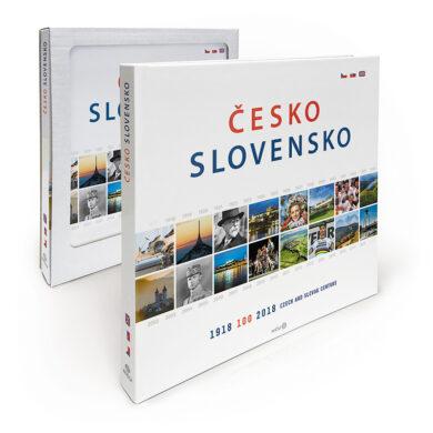 Česko Slovensko 100 let / kniha(9788073392789)