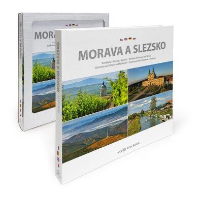 Morava a Slezsko / kniha(9788073392796)