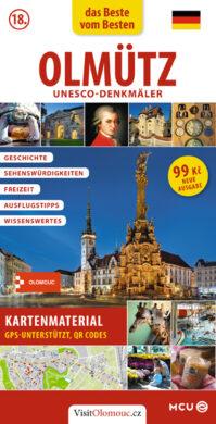 Olomouc / kapesní průvodce německy(9788073392925)