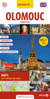 Olomouc / kapesní průvodce anglicky(9788073392932)