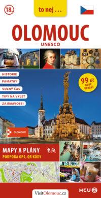 Olomouc / kapesní průvodce česky(9788073392949)