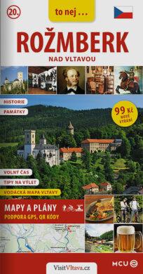 Rožmberk nad Vltavou / kapesní průvodce  česky(9788073392956)