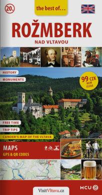Rožmberk nad Vltavou / kapesní průvodce  anglicky(9788073392970)
