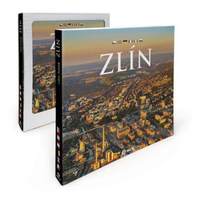 Zlín / kniha L. Sváček(9788073392987)