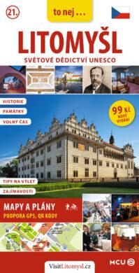 Litomyšl / kapesní průvodce  česky(9788073393021)