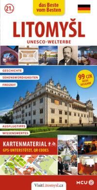 Litomyšl / kapesní průvodce  německy(9788073393038)