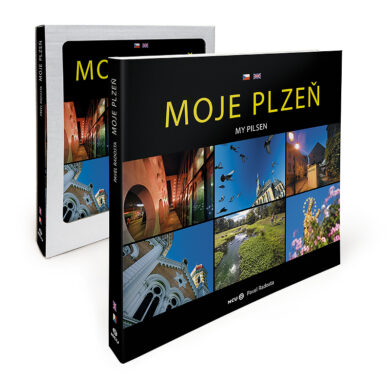 Moje Plzeň / kniha(9788073393113)