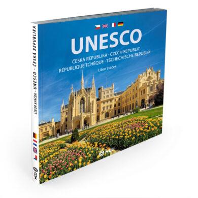 Česká republika UNESCO / kniha L.Sváček - střední formát(9788073393137)