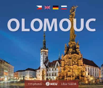 Olomouc / kniha L.Sváček - malý  formát(9788073393205)