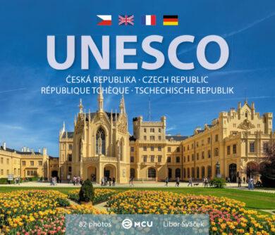Česká republika UNESCO / kniha L.Sváček - malý  formát(9788073393212)
