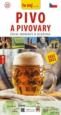 Pivo a pivovary / kapesní průvodce  česky(9788073393267)