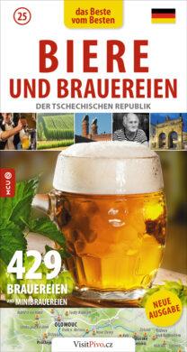 Pivo a pivovary / kapesní průvodce  německy(9788073393274)
