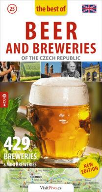 Pivo a pivovary / kapesní průvodce  anglicky(9788073393281)