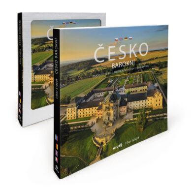 Česko barokní / kniha L. Sváček(9788073393335)