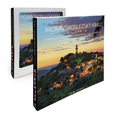 Moravskoslezský kraj / kniha L. Sváček(9788073393373)