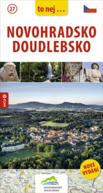Novohradsko-Doudlebsko / kapesní průvodce česky(9788073393441)