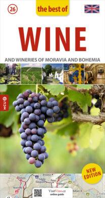 Víno a vinařství / kapesní průvodce anglicky(9788073393465)