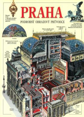 Praha / obrazový průvodce  česky(9788075400017)