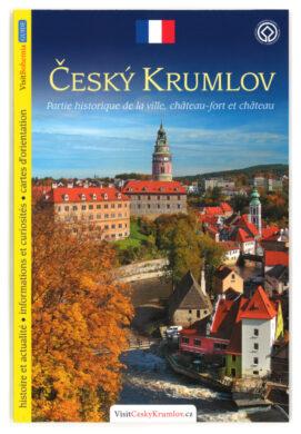 Český Krumlov / průvodce  francouzsky(9788086141381)