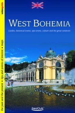 Západní Čechy / průvodce  anglicky(9788086141442)