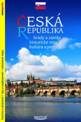 Česká republika / průvodce  slovensky(9788086141596)