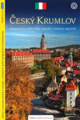 Český Krumlov / průvodce  italsky(9788086141626)