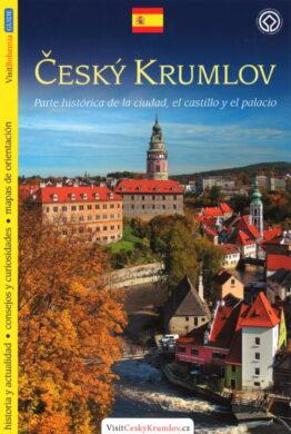 Český Krumlov / průvodce  španělsky(9788086141657)